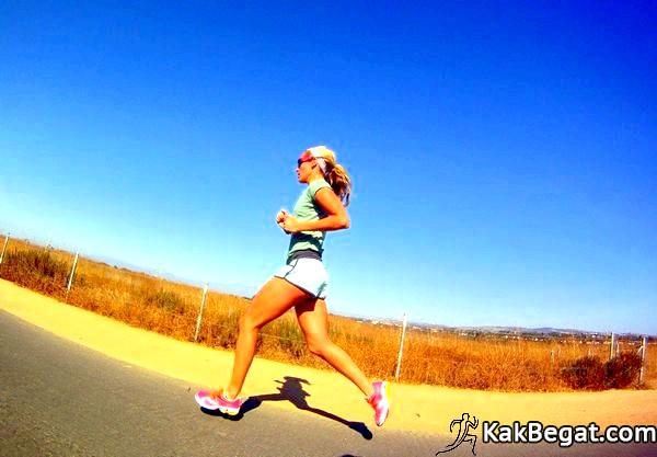 Чем полезен бег? фото