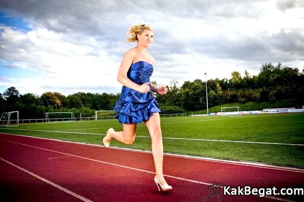 Как быстро бегать фото